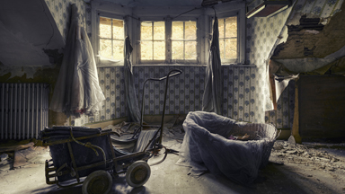 Orphans of time: Photographer travels around the world capturing the beauty of abandoned buildings