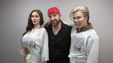 Plastic Fantastic: Pixee Fox And Rodrigo Alves' Plastic Beauty Camp