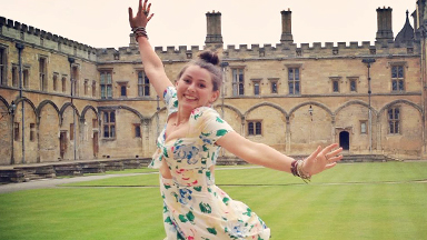 US Student Shares Fairytale Cambridge University Life On Instagram
