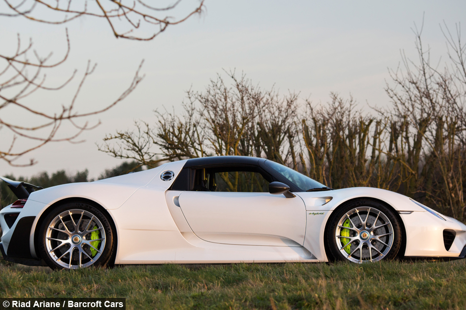 British Millionaire Buys Million Holy Trinity Of Supercars