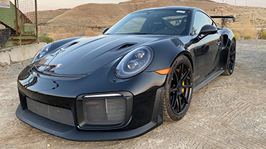 World's Fastest Porsche Hits 227MPH