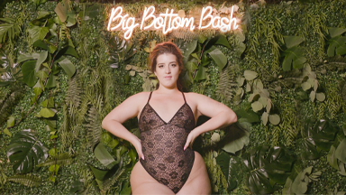 Inside The Plus-Sized Party Celebrating Big Bottoms