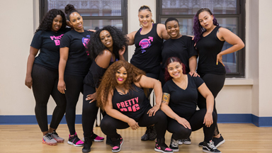These Plus-Size Dancers Are A 'Pretty Big' Deal