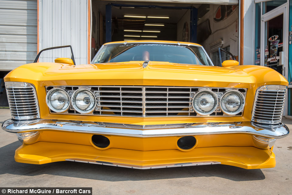 Mechanic Converts 400 Rust Bucket Into Americas Best Custom Car