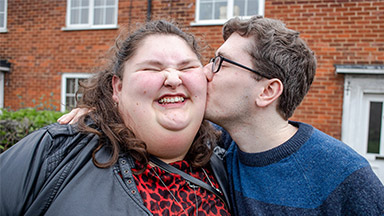 My Husband Helped Me Love My 'Super-Fat' Body