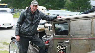 Mechanic Builds 130mph Rat Rod