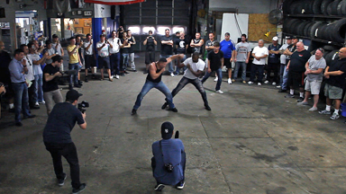 Fight Club! Inside The World Of Underground Bare-Knuckle Boxing