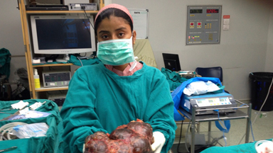 World's Largest Kidney? Doctors Remove Newborn-Baby-Sized Kidney