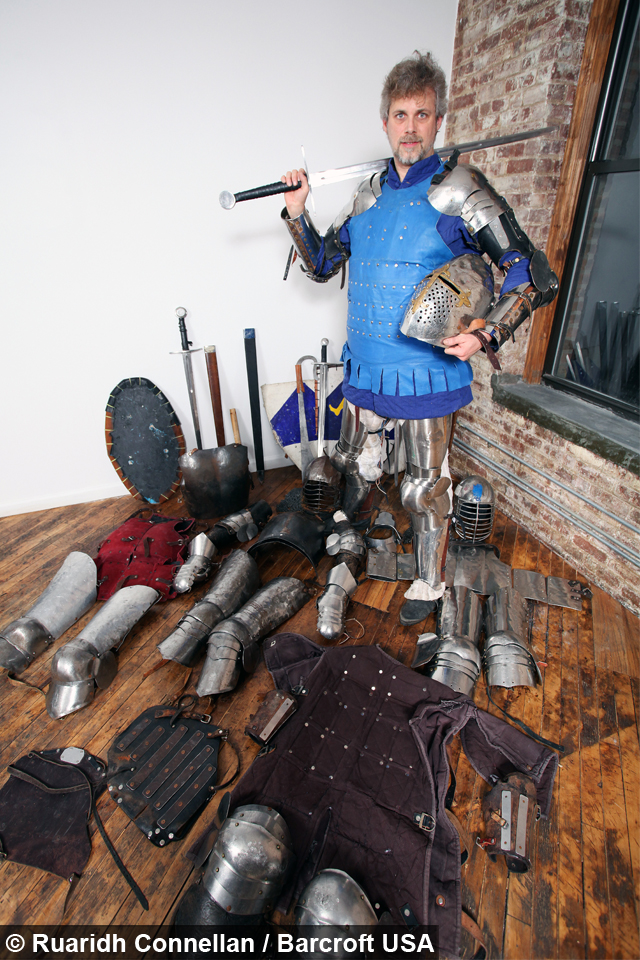 The first rule of fight club   ': Meet The Knights Of New York