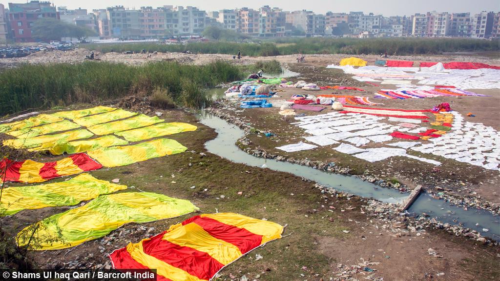 غسيل الثياب أكثر الأنهار تلوثاً