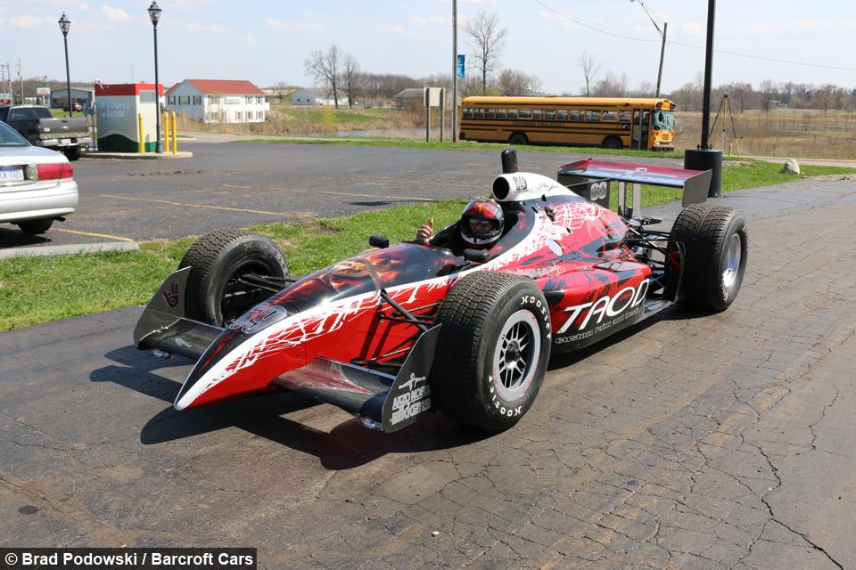 Dean Loucks\' Street Legal Indy Car