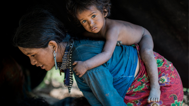 'Kings of the Forest': Life Inside Nepal's Nomadic Raute Tribe