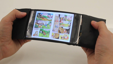 Bend it Like...The World's First Flexible Smartphone