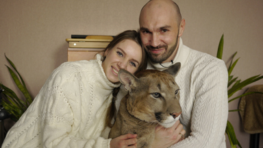 Couple Share Studio Flat With A Cougar