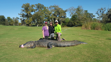 The Wild Alligator Catchers Of Texas