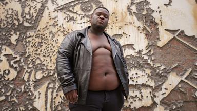 The Plus Size Model Fighting For Bigger Men
