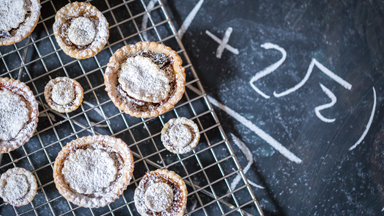 How To Make The Perfect Mince Pie - Using Maths