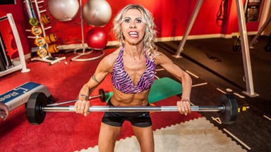 Cerebral Palsy Bodybuilder: Ripped Mom Motivated by the Death of her Son