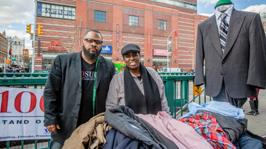 SUIT UP: Non-profit Provides Suits For Ex-Convicts