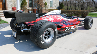 Dean Loucks' Street Legal Indy Car