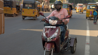 I Started India's First Disabled Taxi Service
