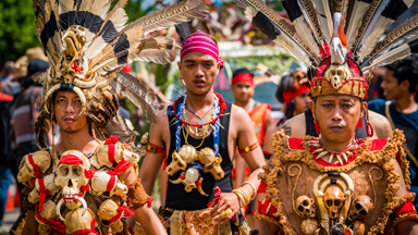Borneo's Gawai Dayak Festival