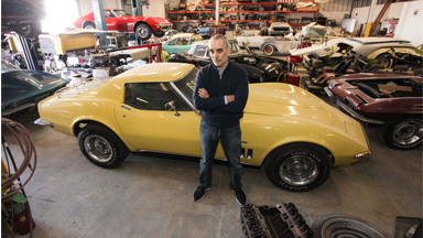 Ready to roar: Corvettes Restored to former glory
