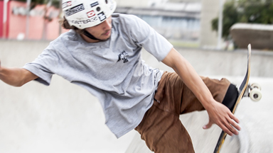 21-Year-Old Legless Skateboarder is Embracing His Disability