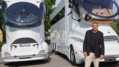 Marchi Element: The $3 Million RV