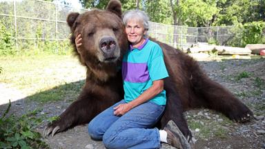 'Our Son Is A 1400lb Kodiak Bear'