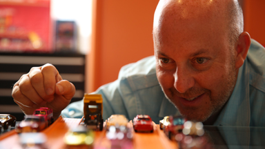 $1 Million 'Hot Wheels' Toy Car Collection