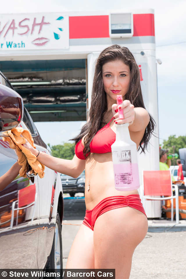 Baywash Car Wash Florida S Bikini Clad Car Cleaning Services