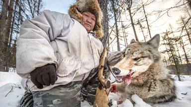 The Wolf Hunters of Siberia