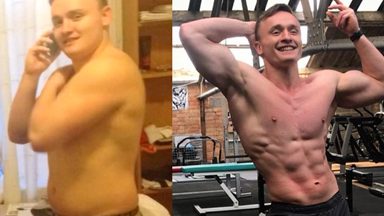 How I Went From Beer Belly To Bodybuilder