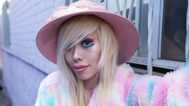 Barbie Wannabe Has Eye Surgery To Look More Caucasian