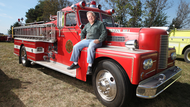 Hot Wheels: American Has Million Dollar Fire Truck Collection
