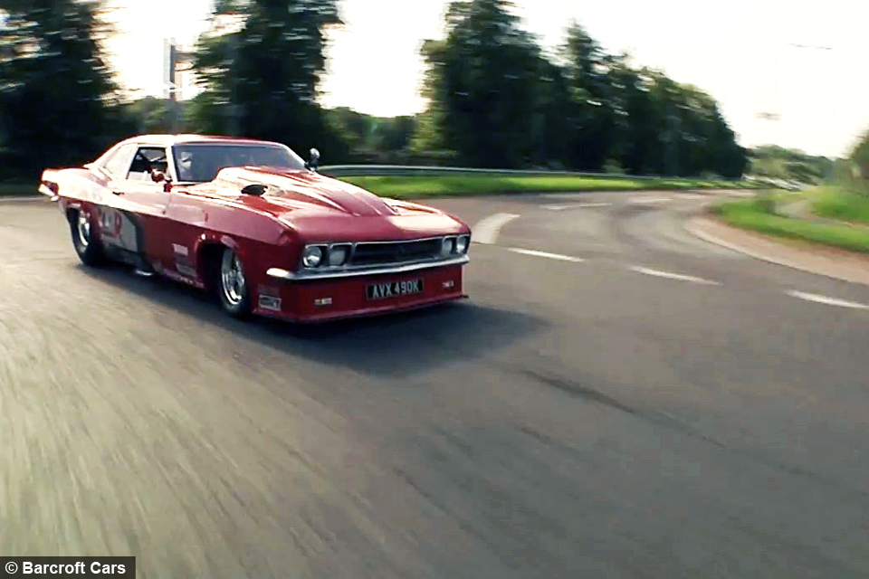 0-60 in under a second: Britain\'s Fastest Street Legal Car