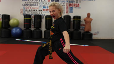 9-Year-Old Ninja Is 4-Time World Champion