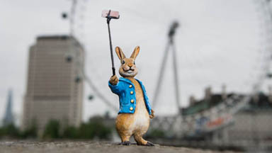 Beatrix Potter Characters Given A Modern, Urban Makeover