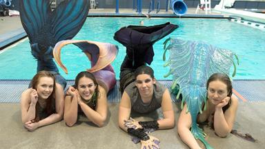 Inside Seattle's Mermaid Community
