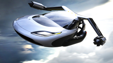 The Flying Car which could spark a revolution in everyday travel