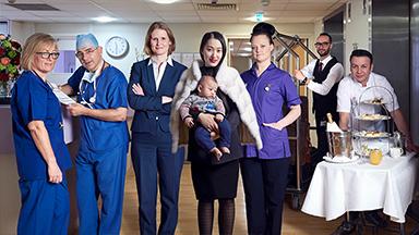 Five Star Babies | Inside The Portland Hospital - Ep.1