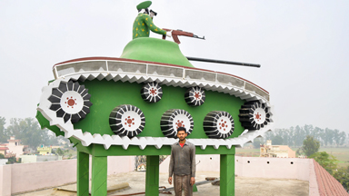 H2-Oh! The Novelty Water Tanks Of Punjab