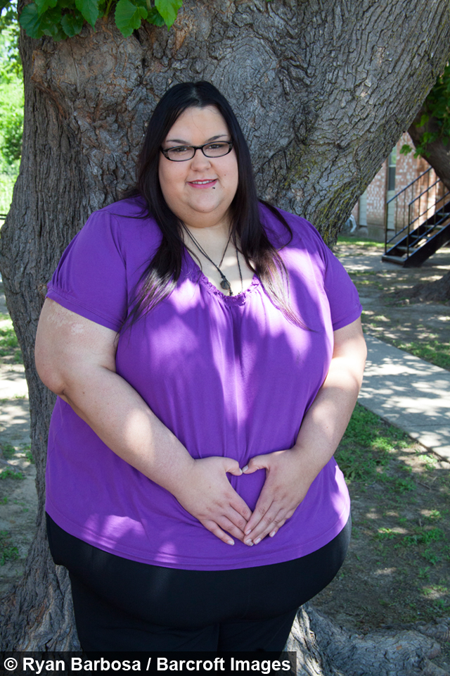 700lb Woman Shedding The Weight To Become A Mum