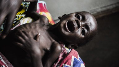 A Prelude To Famine: Powerful images show effects of drought in Malawi