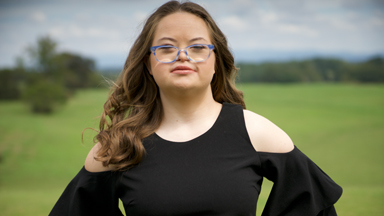 Model With Down Syndrome Launches Fashion Line