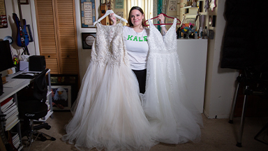 I Lost 109lbs To Wear My Dream Dress