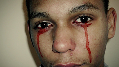 The Boy With Bloody Tears