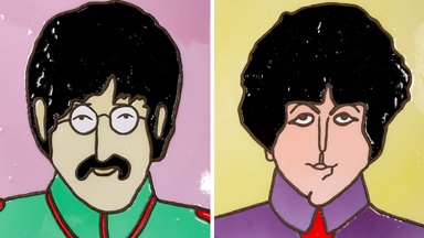 Jello Submarine: Beatles Make A Wobbly Comeback