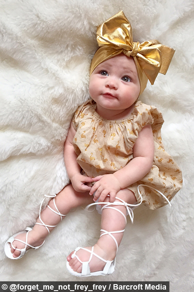 Instagram's Best-Dressed Baby: Fashion-Forward 8-Month-Old